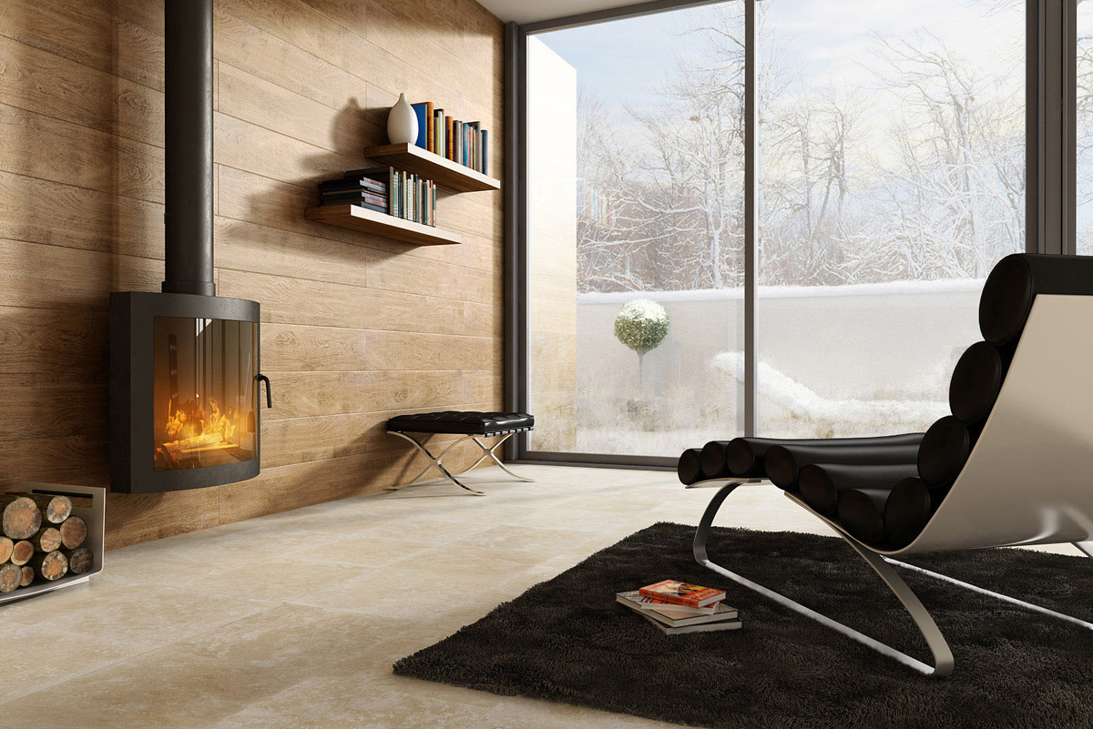 Residential interior CGI